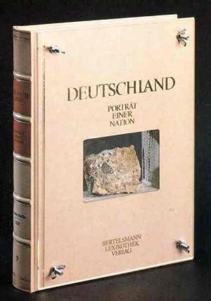 Deutschland. Portrait einer Nation. Buchobjekt unter Verwendung: Nieblich, Wolfgang