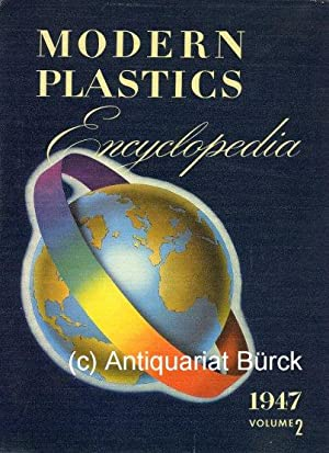 Modern Plastics Encyclopedia. Volume 2. Mit überaus