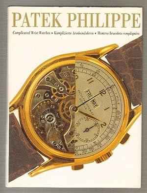 Patek Philippe: Complicated Wrist Watches / Komplizierte: Negretti, Giampiero und