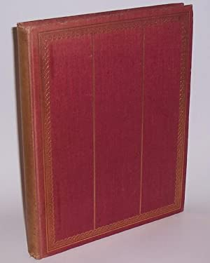 Thirty Bindings. Selected from the First Edition Club's seventh exhibition, held at 25 Park Lane,...