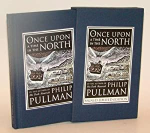 Once Upon a Time in the North. Engravings by John Lawrence. [SIGNED by / SIGNIERT von Pullman and...