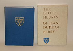 The Belles Heures of Jean, Duke of Berry. The Cloisters. The Metropolitan Museum of Art. Mit zahl...