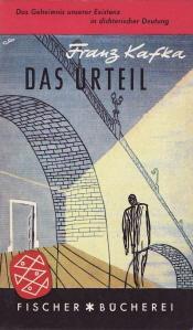 Das Urteil und andere Erzählungen Fischer Bücherei: Kafka, Franz: