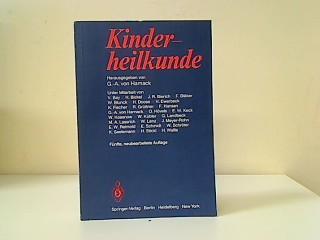 Kinderheilkunde. hrsg. von Gustav-Adolf von Harnack. Unter Mitarb. von V. Bay .