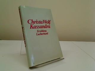 Kassandra : Erzählung.: Wolf, Christa: