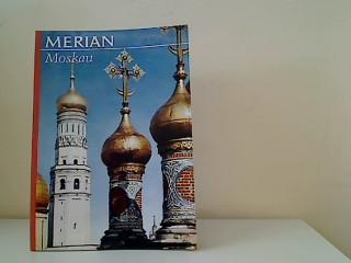 Moskau Heft 8: Merian: