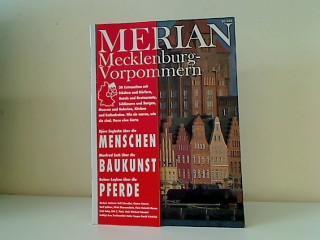 Mecklenburg-Vorpommern Heft 11 Monatsheft der Städte und: MERIAN.: