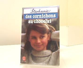 Des cornichons au chocolat. - Stephanie