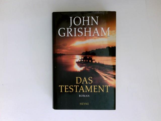 the testament john grisham pdf
