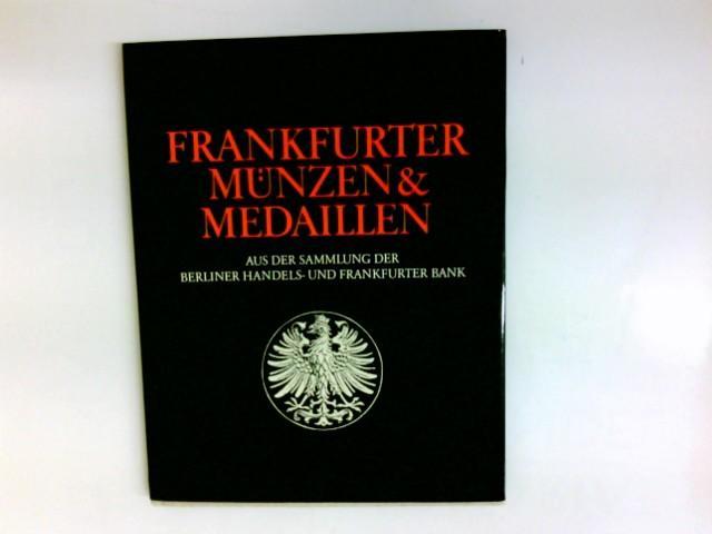 Frankfurter Münzen U Medaillen Aus D Sammlung D Berliner