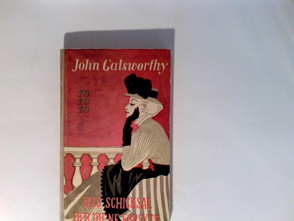 Das Schicksal der Irene Forsyte.: Galsworthy, John: