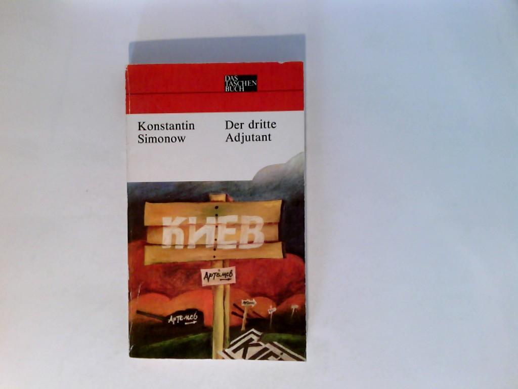 Konstantin: erzählung Heimatlicher Rauch ; Simonow