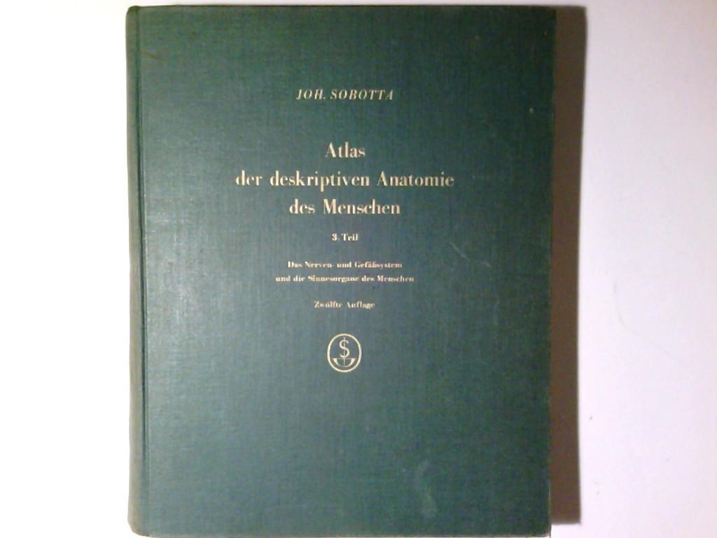 atlas der anatomie des von dr - ZVAB