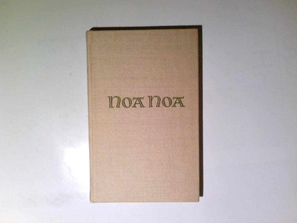 Noa Noa: Gauguin, Paul: