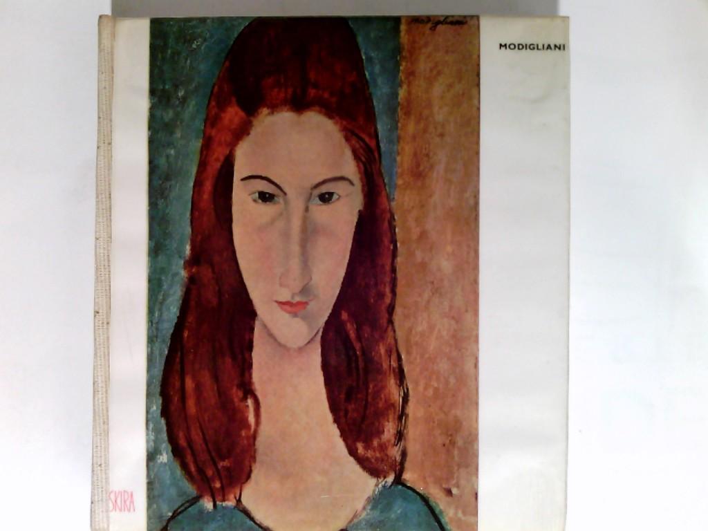 Modigliani Biographisch-krit. Studie