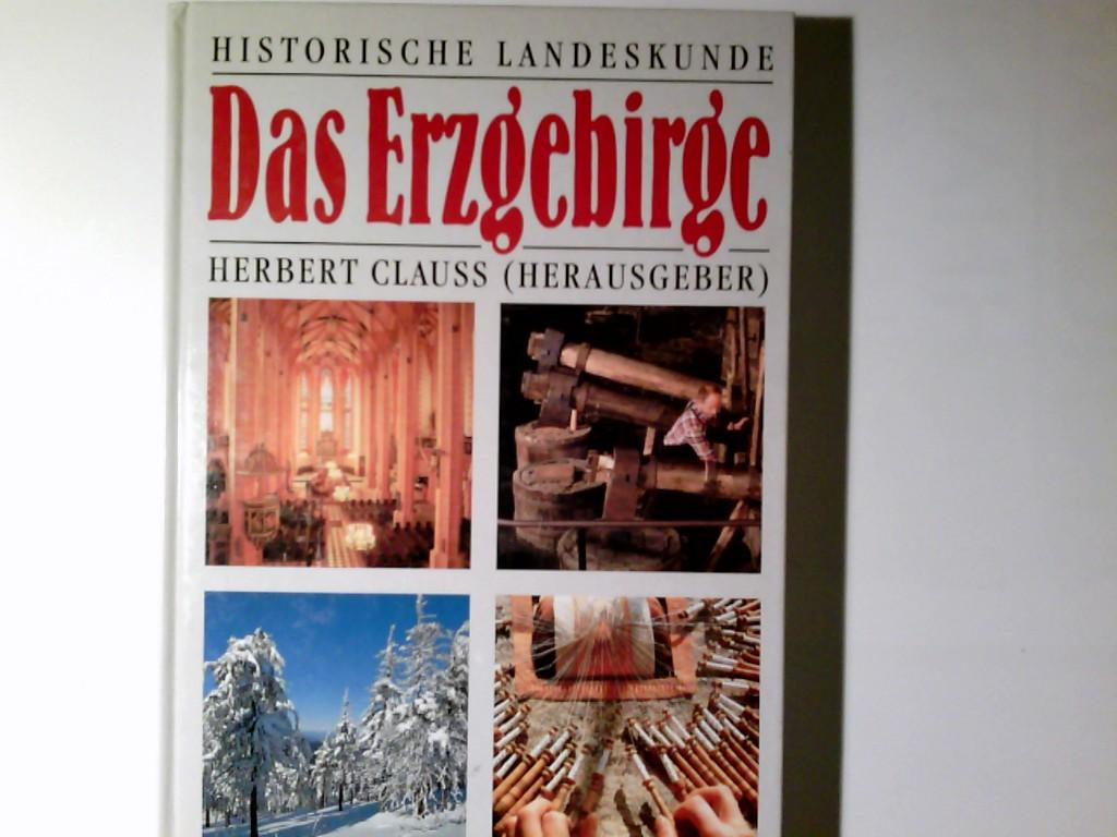 Das Erzgebirge Von Clauss Zvab