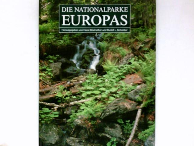 Die Nationalparke Europas ;.: Bibelriether, Hans: