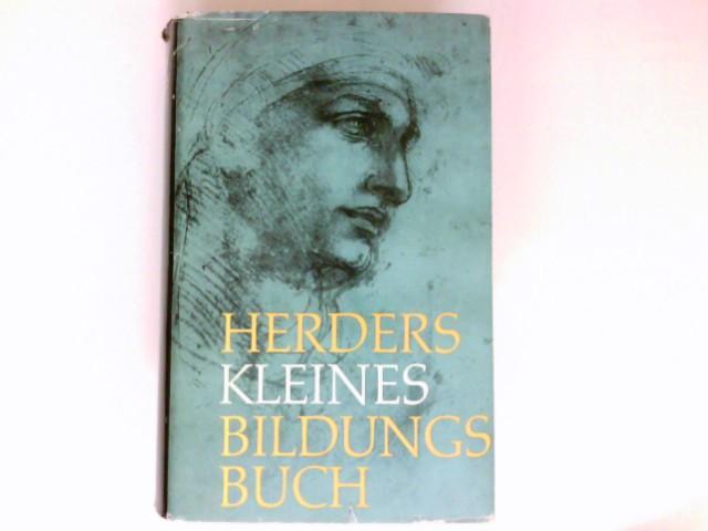 Herders kleines Bildungsbuch :