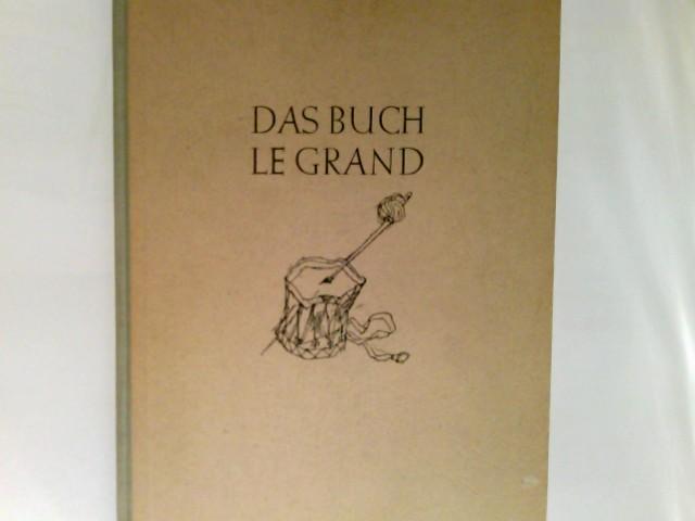 Das Buch Le Grand.: Heine, Heinrich und