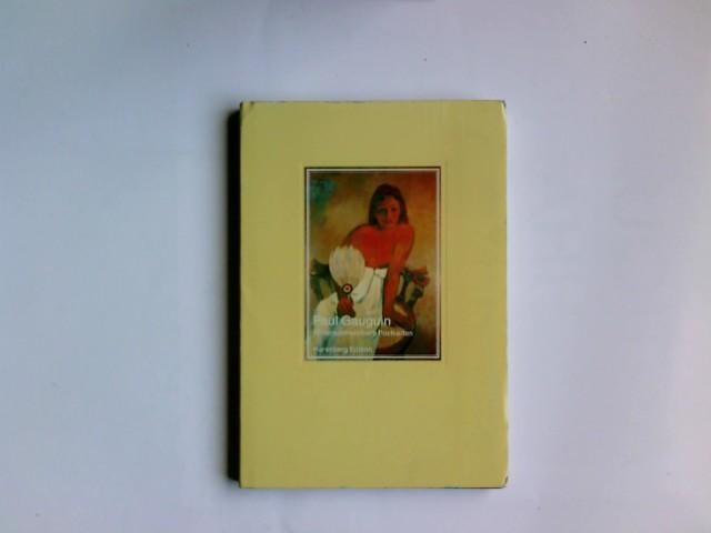 Paul Gauguin. mit einer Einf. und Bildbeschreibungen: Gauguin, Paul:
