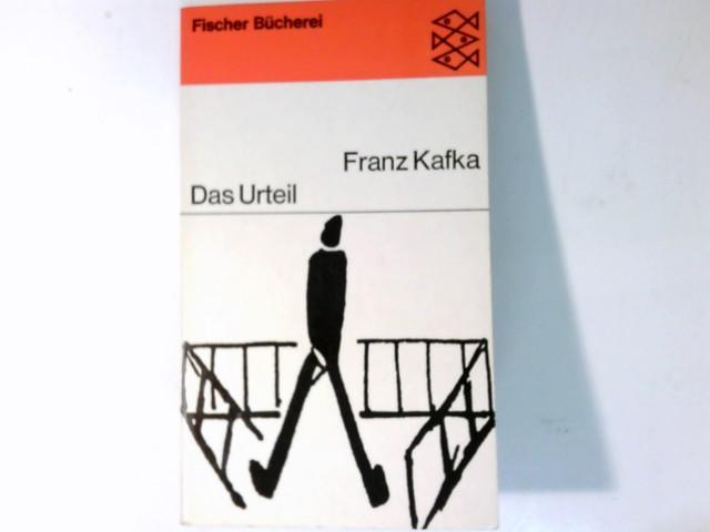 Das Urteil und andere Erzählungen.: Kafka, Franz: