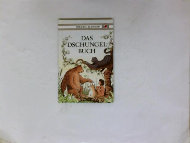 Das Dschungelbuch. Neu erzählt von Alison Ainsworth.: Kipling, Rudyard: