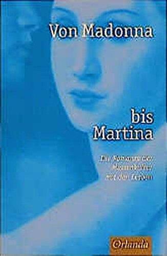 Von Madonna bis Martina : die Romanze der Massenkultur mit den Lesben. - Hamer, Diane Hrsg., Belinda Budge und .Aus dem Engl. Margarete Längsfeld