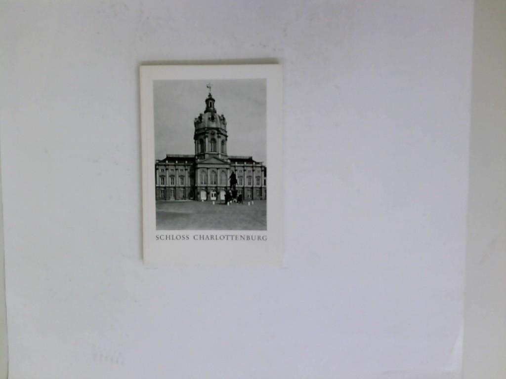 Schloß Charlottenburg.
