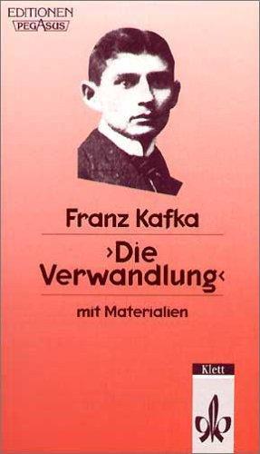 Die Verwandlung. Mit Materialien, ausgew. und eingeleitet: Kafka, Franz: