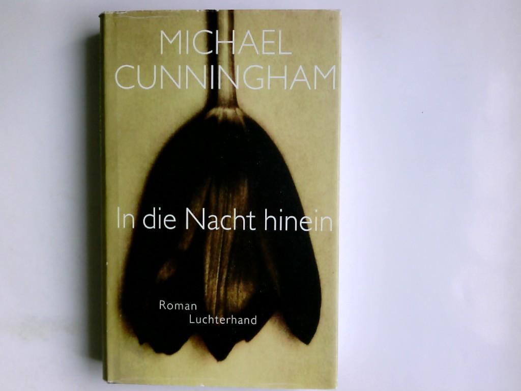 In die Nacht hinein : Roman. Michael Cunningham. Aus dem Amerikan. von Georg Schmidt - Cunningham, Michael und Georg Schmidt