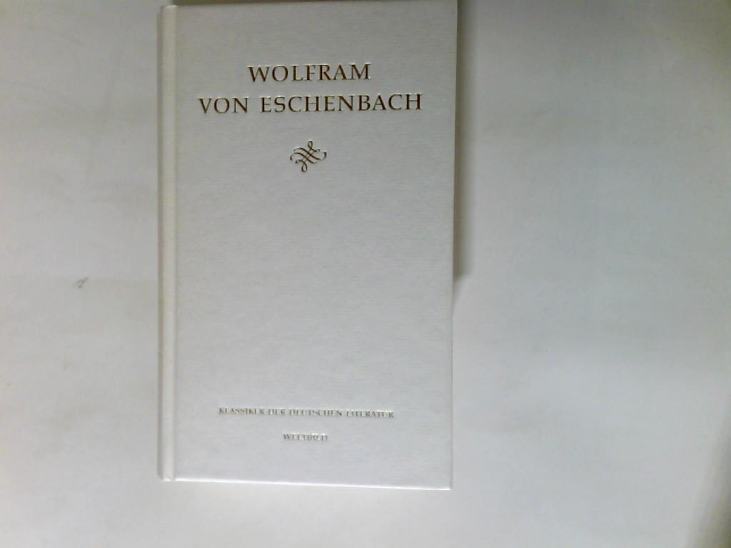 Parzival. Wolfram von Eschenbach. Aus dem Mittelhochdt. übertr. und hrsg. von Wolfgang Spiewok - Wolfram, von Eschenbach (Verfasser) und Wolfgang (Herausgeber) Spiewok