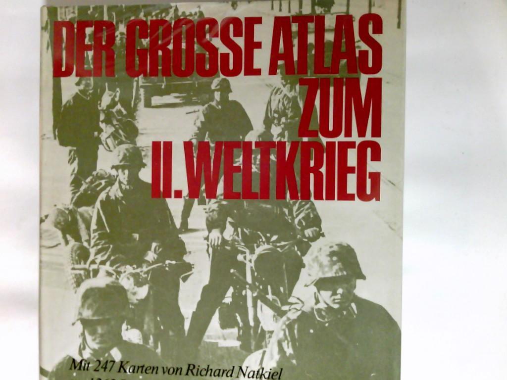 Der grosse Atlas zum II. Weltkrieg.: Young, Peter (Herausgeber),