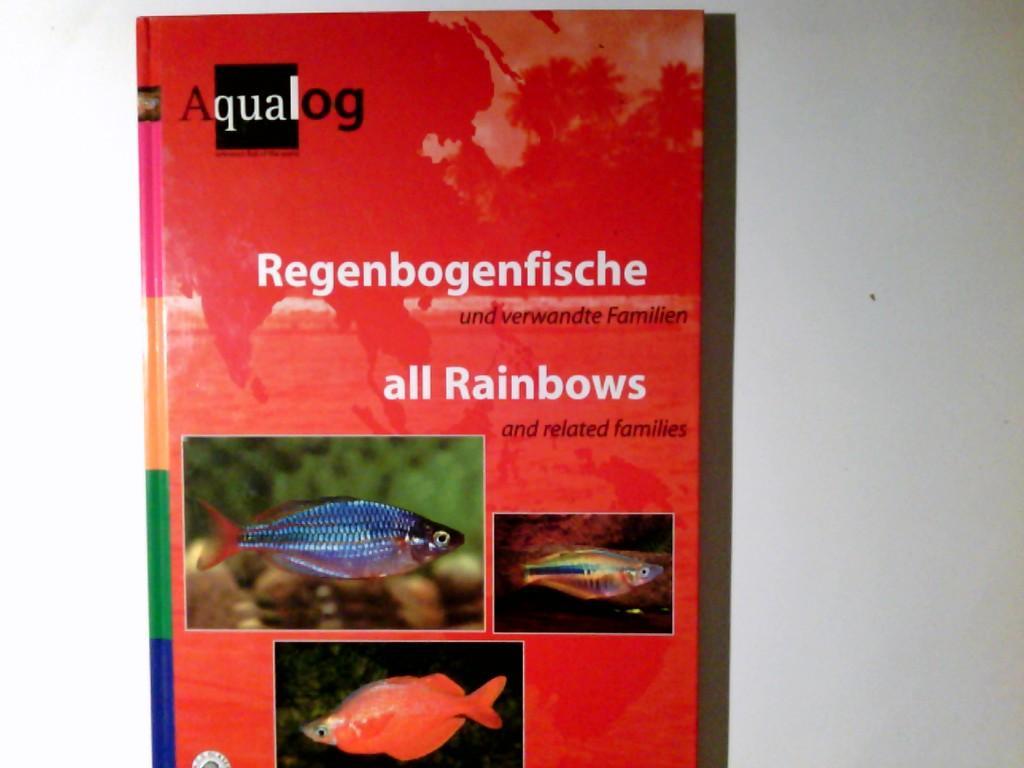 Aqualog Aquarien Regenbogenfische Und Verwandte Familien *neu* Fische & Aquarien