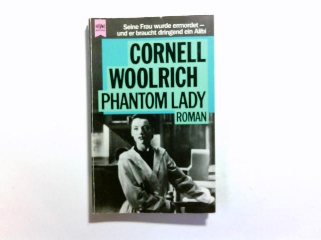 separation shoes bb4d6 e3330 Phantom lady : Roman. Cornell Woolrich. [...