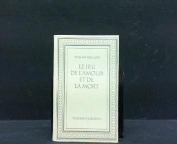 Le Jeu de l'Amour et de la: Rolland, Romain: