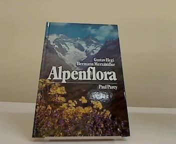 Alpenflora : d. wichtigeren Alpenpflanzen Bayerns, Österreichs: Hegi, Gustav: