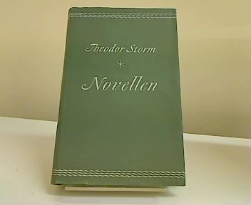 Novellen. Band 1.: Storm, Theodor: