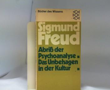 Abriss der Psychoanalyse Fischer-Taschenbücher ; 6043 : Freud, Sigmund: