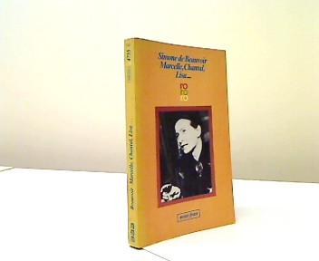 Marcelle, Chantal, Lisa . : ein Roman: Beauvoir, Simone de:
