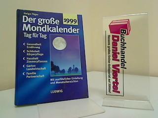 Der große Mond- Kalender Tag für Tag - Föger, Helga