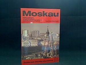 Moskau : Stadtrundfahrten und Spaziergänge ; Ausflüge: Kleinhans, Toni Peter: