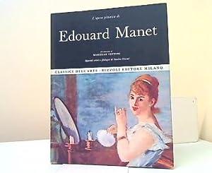 L'opera pittorica di Edouard Manet: Venturi, Marcello: