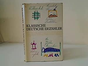 Klassische deutsche Erzähler. franz von Gaudy, Ludwig: Berger, Karl Heinz: