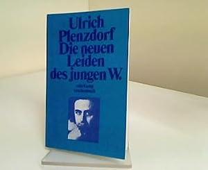 Die neuen Leiden des jungen W.: Ulrich, Plenzdorf: