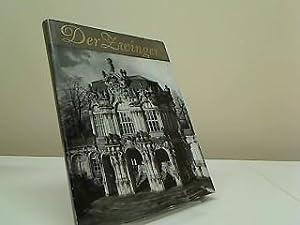 Der Zwinger in Dresden. Text von Fritz Löffler. Fotos von Willy Pritsche: Löffler, Fritz und ...