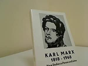 Karl Marx : 1818 - 1968. Neue: Marx, Karl: