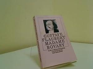 Madame Bovary. Gustave Flaubert. Rev. Übers. aus: Flaubert, Gustave und