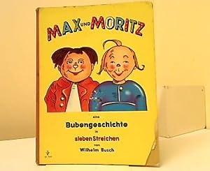 Max und Moritz : eine Bubengeschichte in: Busch, Wilhelm: