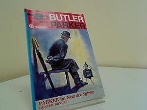 Parker im Netz der Spione Nr. 2: Dönges Günter: