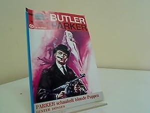 Parker schaukelt blonde Puppen Nr. 68 Butler: Dönges Günter: